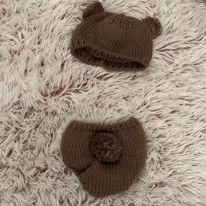 Other - Baby Bear Crochet Photo Props